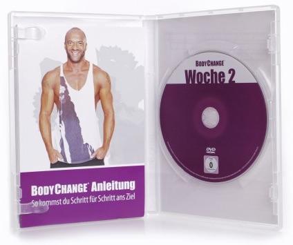 neue 10WBC DVD Box Anleitung | 10 Weeks BodyChange