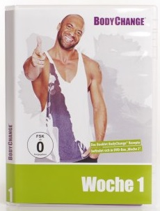 neue 10WBC DVD Box Woche 1 | 10 Weeks Body Change