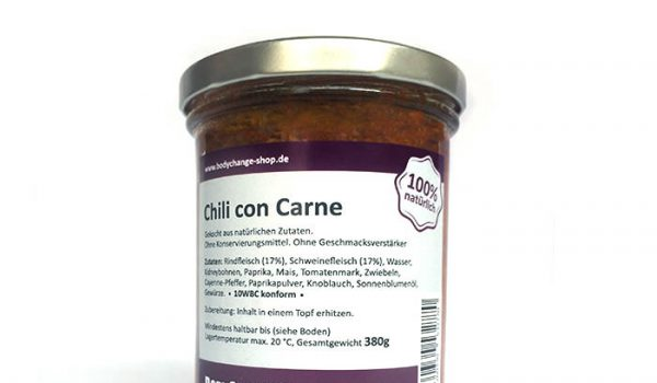BodyChange Chili con Carne