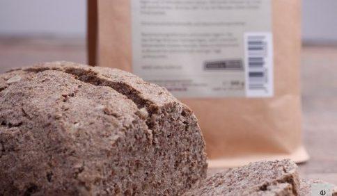 BodyChange helle Brotbackmischung