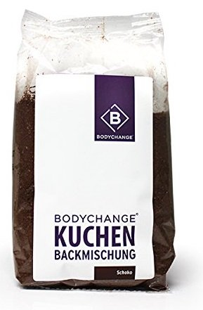 Bodychange Schoko Kuchen