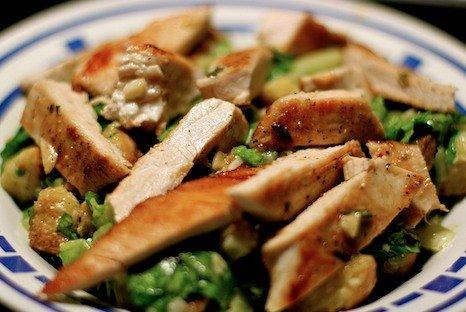 10WBC Rezept Caesars Salat