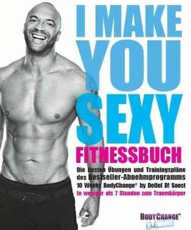 Fitnessbuch Detlef D Soost