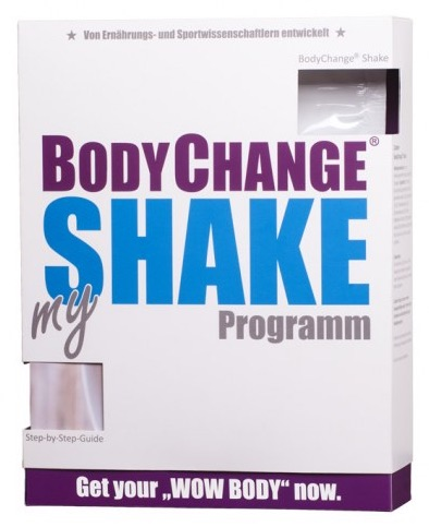10 Weeks BodyChange Starter Pack Paketansicht