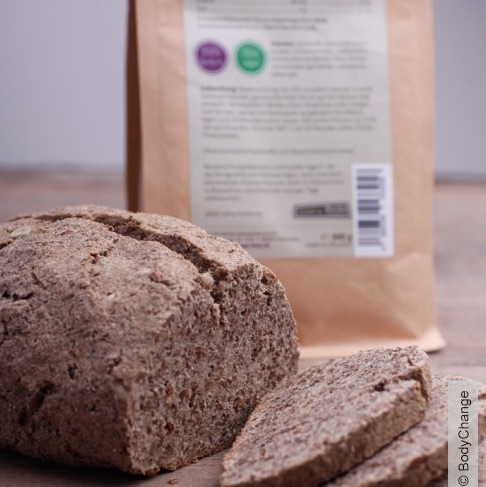 BodyChange Brotbackmischung