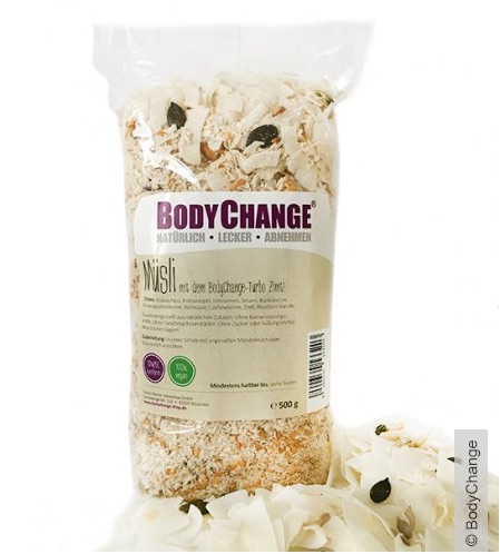 BodyChange Müsli